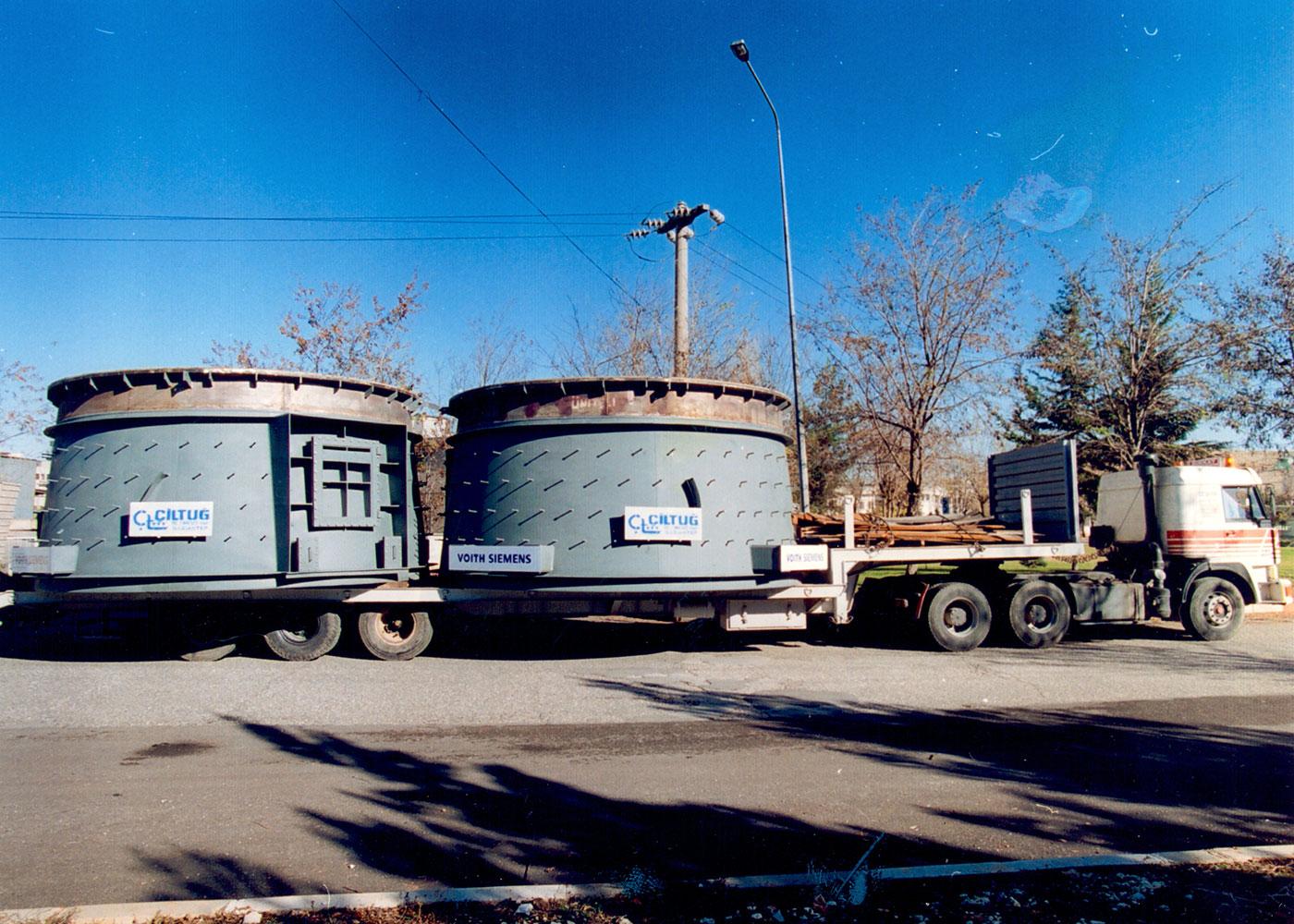 Ciltuğ - Heavy Machinery, Wind Towers, Pressurized Vessels