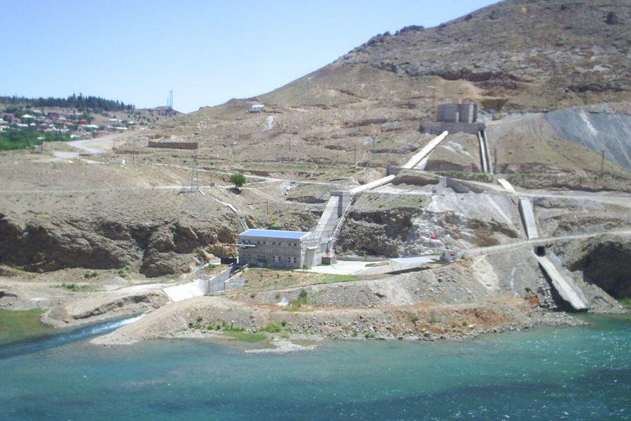 Keban Deresi HEPP (5,5 MW), Keban, Elazığ / Turkey